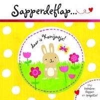 kinderboek voor baby, dreumes, peuter over konijn