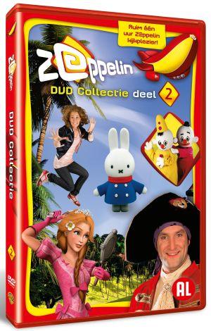 z@ppelin dvd collectie